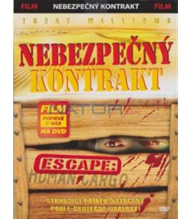 Nebezpečný kontrakt (Escape: Human Cargo) DVD