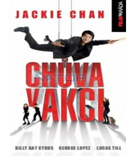Chůva v akci (Spy Next Door, The) DVD