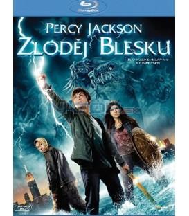 Percy Jackson: Zloděj blesku Blu-ray (Percy Jackson & the Olympians: The Lightning Thief)