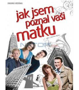 Jak jsem poznal vaši matku - 2. sezóna 3 DVD (How I Met Your Mother)