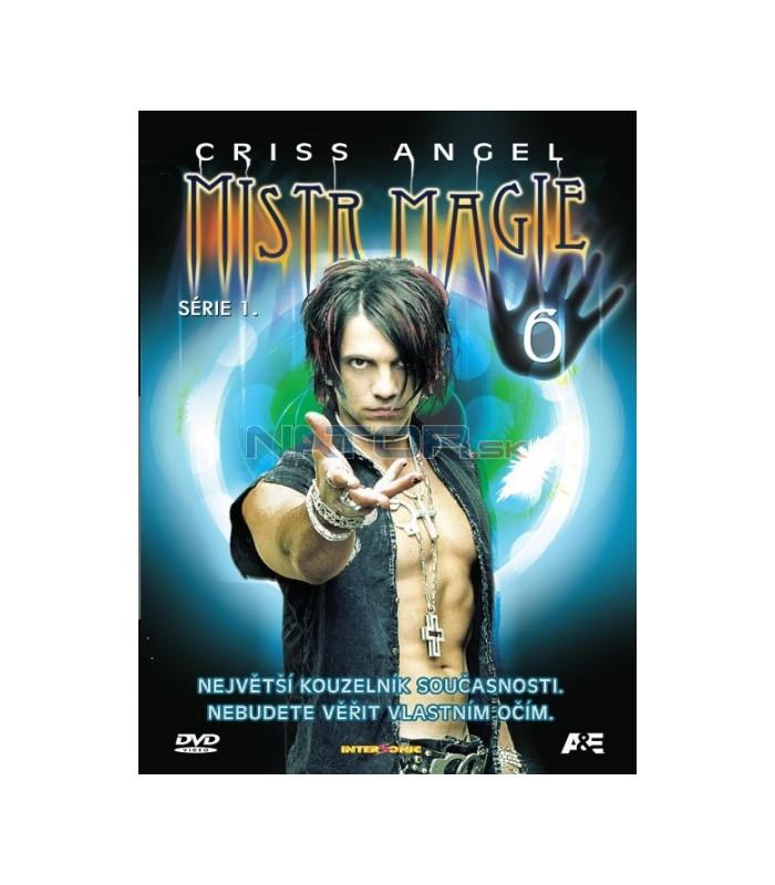 Criss Angel 2021