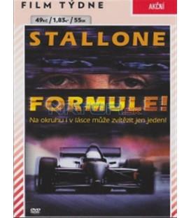 Formula! (Driven) DVD