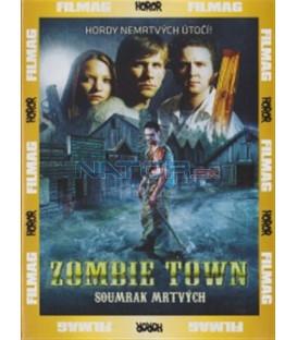 Zombie Town: Soumrak mrtvých DVD