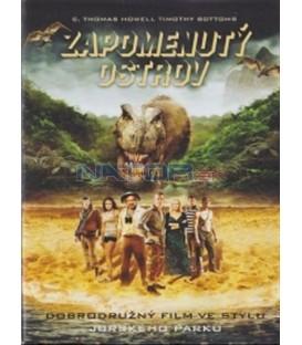 Zapomenutý ostrov (Land That Time Forgot) DVD