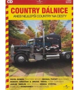 Country dálnice aneb Nejlepší country na cesty CD