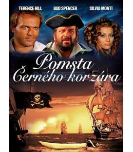 Pomsta Čierneho Korzára (Il Corsaro nero) DVD