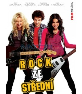 Rock ze střední (Bandslam) DVD