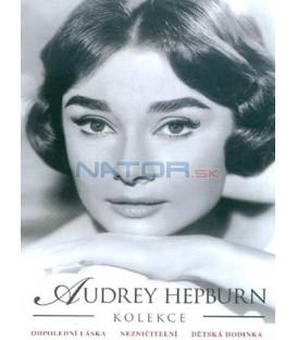 Kolekce: Audrey Hepburn 3 DVD