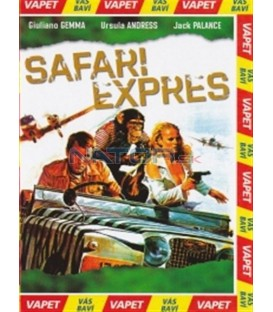 Safari Expres (Safari Express) DVD