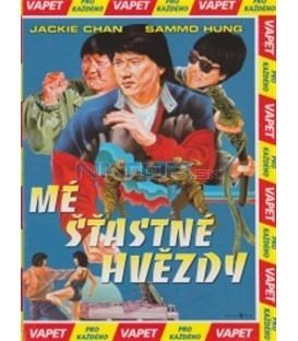 Mé šťastné hvězdy (Fuk sing go jiu / My Lucky Stars) DVD