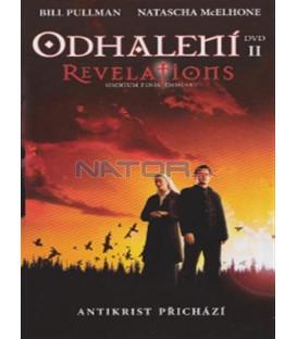 Odhalení - DVD 2 (Revelations) DVD