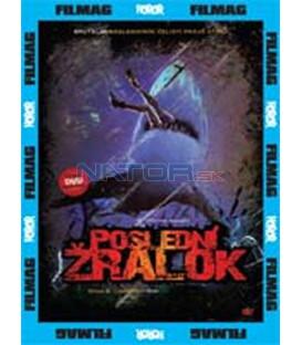 Poslední Žralok DVD (Ultimo Squalo)