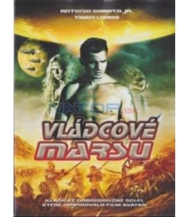 Vládcové Marsu (Princess of Mars) DVD