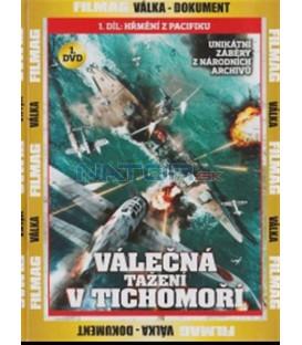 Válečná tažení v Tichomoří - 1. DVD - Hřmění z Pacifiku (Campaigns in the Pacific: Rumbles from the Pacific)