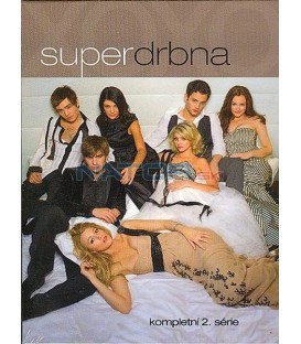 Super drbna 2. série (7 DVD) (Gossip GirlSeason 2 (7 DVD))