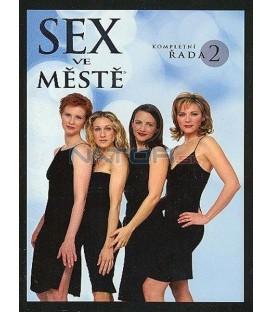 Sex ve městě 2.sezona (3DVD) - (Sex and the City season 2)