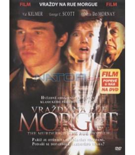 Vraždy na Rue Morgue (The Murders in the Rue Morgue) DVD