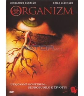 Organizm (Living Hell) DVD