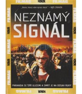 Neznamý signál (The Signal) DVD