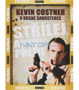 Střílej, abys přežil (Gunrunner) DVD