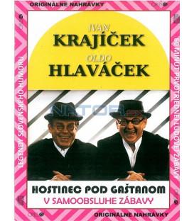 IVAN KRAJÍČEK, OLDO HLAVÁČEK - Hostinec Pod gaštanom CD