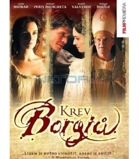 Krev Borgiů (Los Borgia) DVD