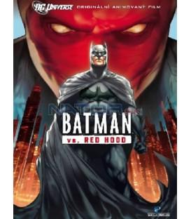 Batman vs. Red Hood  (Batman Under The Red Hood)