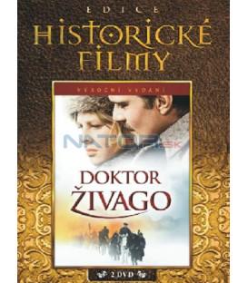 Doktor Živago (Edice historické filmy) (2 DVD)(Doctor Zhivago UCE)