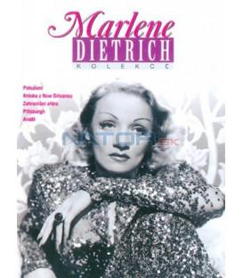 Kolekce Marlene Dietrich 5 DVD