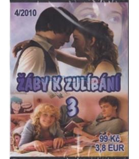 Žáby k zulíbání 3 (Die Wilden Hühner und das Leben) DVD