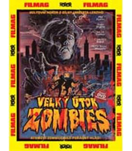 Velký útok zombies DVD (Nightmare City)