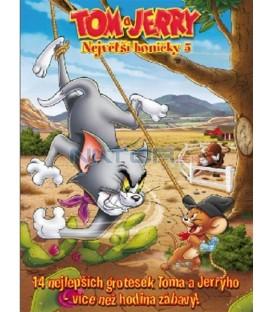 Tom a Jerry: Největší honičky 5 (Tom and Jerry Greatest Chases 5)