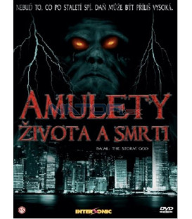 Amulety života a smrti (The Storm God) DVD