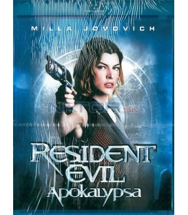 Resident Evil 2: Apocalypsa- Blu-ray (Resident Evil 2: Apocalypse)
