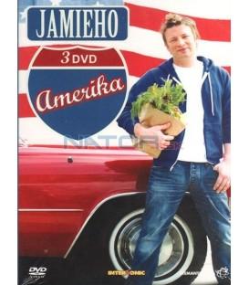 Jamieho Amerika /3DVD/(Jamies American Road Trip)