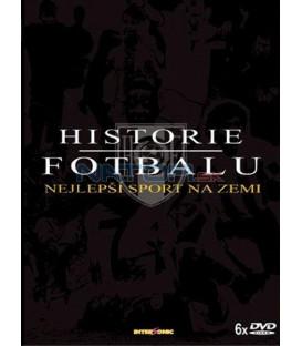 Histórie fotbalu 6 DVD