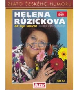 Helena Růžičková - Ať žije smích! DVD
