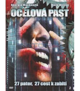 Ocelová past (Butchered - Keiner kann entkommen / Steel Trap) DVD