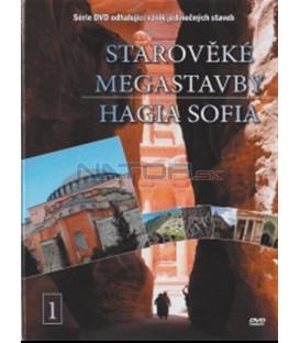 Starověké megastavby 1 - Hagia Sofia (Ancient Megastructures - Istanbul´s Hagía Sophía) DVD