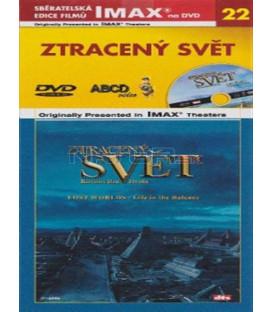 Ztracený svět - Rovnováha života (Lost Worlds - Ilfe in the Balance) DVD