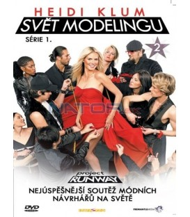 Heidi Klum - Svět modelingu - série 1. - disk 2 (Project Runway)