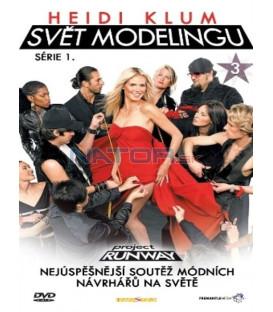 Heidi Klum - Svět modelingu - série 1. - disk 3 (Project Runway)