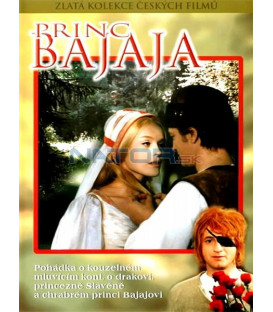 Princ Bajaja DVD