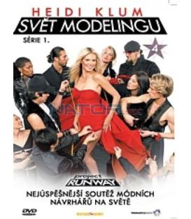 Heidi Klum - Svět modelingu - série 1. - disk 4(Project Runway)