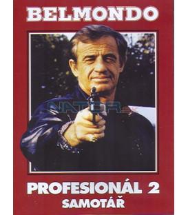 Profesionál 2: Samotár (Le Solitaire) DVD