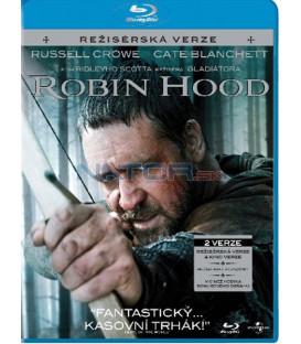 Robin Hood 2010 - Blu-ray
