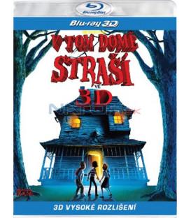 V tom domě straší! 3D verze - Blu-ray (Monster House)