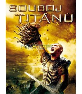Souboj titánů (Clash Of The Titans) DVD