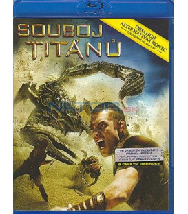Souboj Titánů- Blu-ray (Clash Of The Titans)