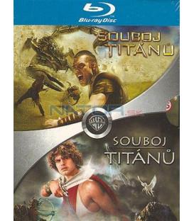 Souboj titánů kolekce (2Blu-ray)  (Clash Of The Titans 1981 + Clash Of The Titans 2010)